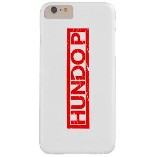 Capas iPhone 6 Plus Barely There Selo de Hundo P
