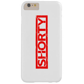 Capas iPhone 6 Plus Barely There Selo de Shorty