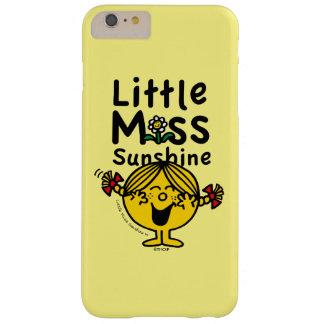 Capas iPhone 6 Plus Barely There Senhorita pequena pequena Luz do sol Riso da