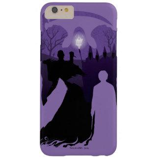 Capas iPhone 6 Plus Barely There Silhueta da morte de Harry Potter  
