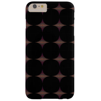 Capas iPhone 6 Plus Barely There sombra da amora-preta