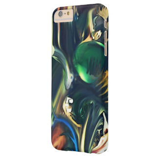 Capas iPhone 6 Plus Barely There Streetart