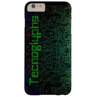 Capas iPhone 6 Plus Barely There Technoglyphs