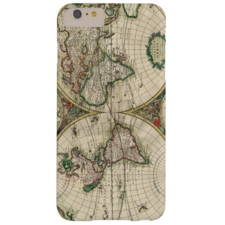 Capas iPhone 6 Plus Barely There Terrarum Orbis Tabula