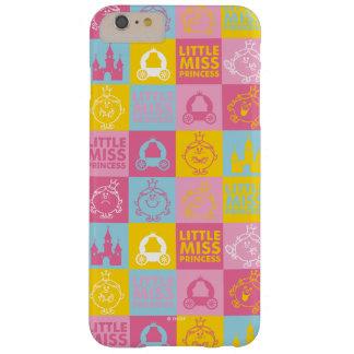 Capas iPhone 6 Plus Barely There Teste padrão Pastel bonito pequeno da senhorita