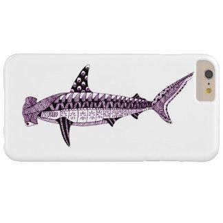 Capas iPhone 6 Plus Barely There Tubarão de Hammerhead