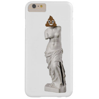 Capas iPhone 6 Plus Barely There Vênus de Milo com tombadilho feliz