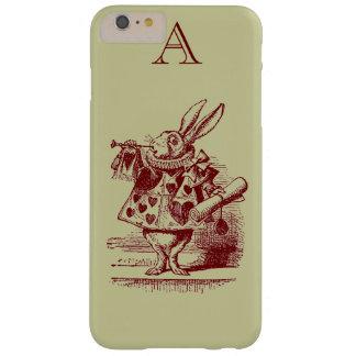 Capas iPhone 6 Plus Barely There Vintage Alice no país das maravilhas