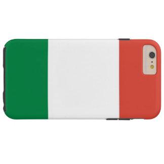 Capas iPhone 6 Plus Tough bandeira italiana