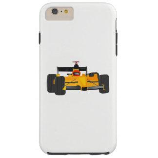 Capas iPhone 6 Plus Tough carro de corridas
