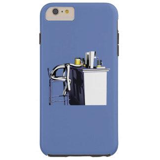 Capas iPhone 6 Plus Tough Casco Golpes de bar 2 homem