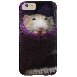 Capas iPhone 6 Plus Tough Caso resistente positivo do iPhone 6 do rato de