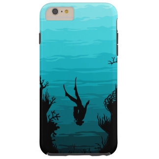 Capas iPhone 6 Plus Tough Caso subaquático