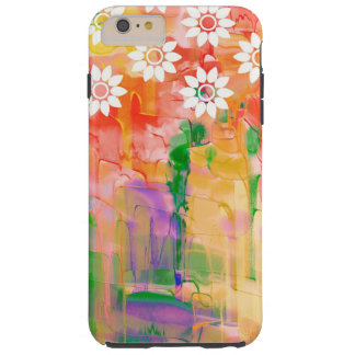Capas iPhone 6 Plus Tough Flores