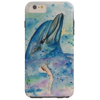 Capas iPhone 6 Plus Tough Golfinho na água