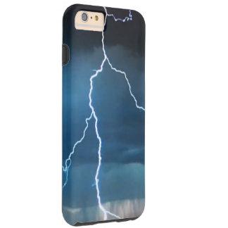Capas iPhone 6 Plus Tough iPhone 6/6S do relâmpago mais o caso resistente