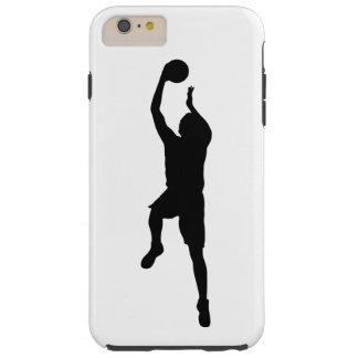 Capas iPhone 6 Plus Tough Jogador de basquetebol