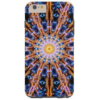 Capas iPhone 6 Plus Tough Mandala da estrela da alquimia