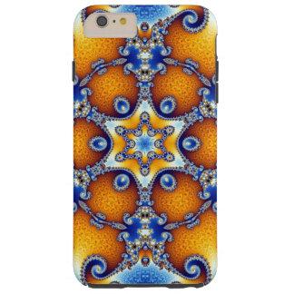 Capas iPhone 6 Plus Tough Mandala da vida do oceano