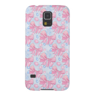 Capas Par Galaxy S5 Arco cor-de-rosa