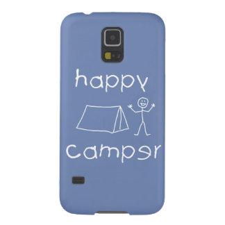 Capas Par Galaxy S5 Campista feliz (branco)