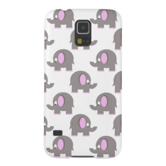 Capas Par Galaxy S5 elefantes engraçados das cinzas dos desenhos
