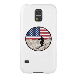 Capas Par Galaxy S5 Esqui América