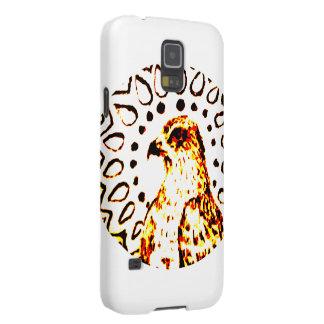 Capas Par Galaxy S5 Falcão de brilho