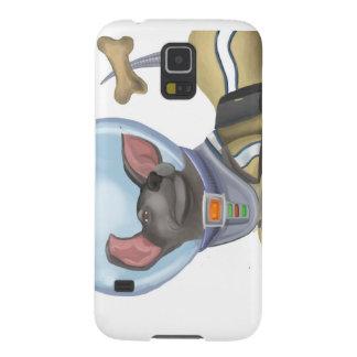 Capas Par Galaxy S5 Filhote de cachorro do cadete do espaço