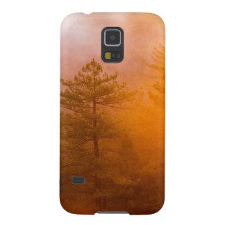 Capas Par Galaxy S5 Floresta dourada da corriola