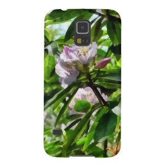 Capas Par Galaxy S5 Os rododendros estão na flor