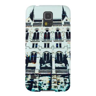 Capas Par Galaxy S5 Pintura húngara do parlamento
