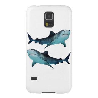 Capas Par Galaxy S5 Reunião do tubarão