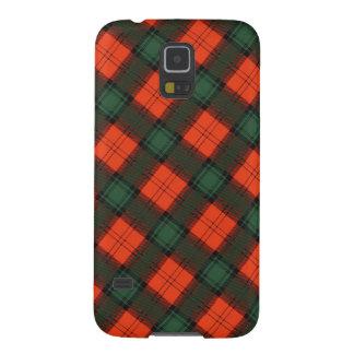 Capas Par Galaxy S5 Stewart do Tartan escocês do Kilt de Atholl