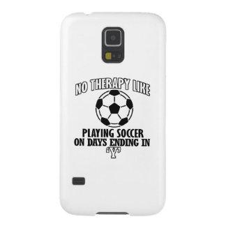 Capas Par Galaxy S5 Tendendo o design legal do futebol