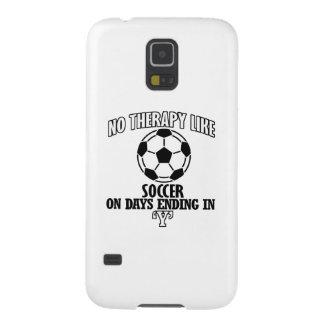 Capas Par Galaxy S5 Tensão e design impressionante do futebol