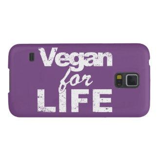 Capas Par Galaxy S5 Vegan para a VIDA (branca)