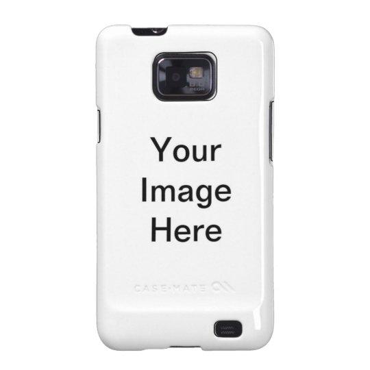 Capas Para Galaxy S2 Modelo da SII QPC da galáxia de Samsung