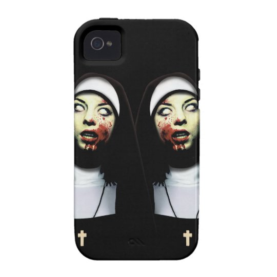 Capas Para iPhone 4/4S Freiras do horror