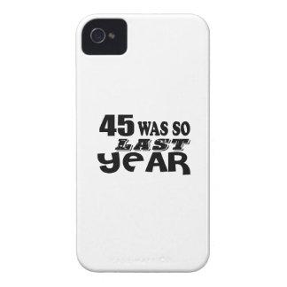 Capas Para iPhone 4 Case-Mate 45 era assim tão no ano passado o design do