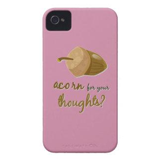 Capas Para iPhone 4 Case-Mate Acção de graças Sassy
