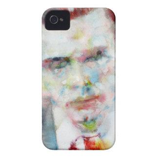 Capas Para iPhone 4 Case-Mate ALDOUS HUXLEY - retrato .4 da aguarela