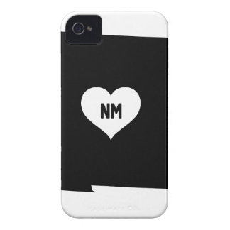 Capas Para iPhone 4 Case-Mate Amor de New mexico