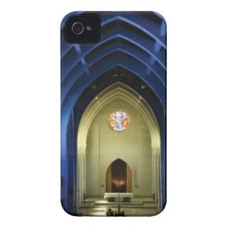 Capas Para iPhone 4 Case-Mate Arcos na igreja azul
