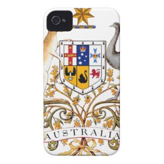 Capas Para iPhone 4 Case-Mate Brasão de Austrália