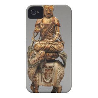 Capas Para iPhone 4 Case-Mate Buddha Shakyamuni com bodhisattvas assistentes