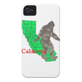 Capas Para iPhone 4 Case-Mate Califórnia bigfoot