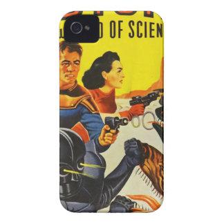 Capas Para iPhone 4 Case-Mate Capitão Fure e os cães do espaço