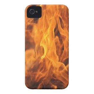 Capas Para iPhone 4 Case-Mate Chamas - demasiado quentes a segurar