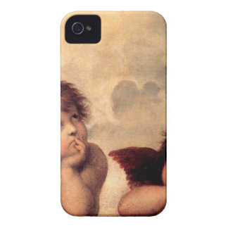 Capas Para iPhone 4 Case-Mate Cherubim - Raphael